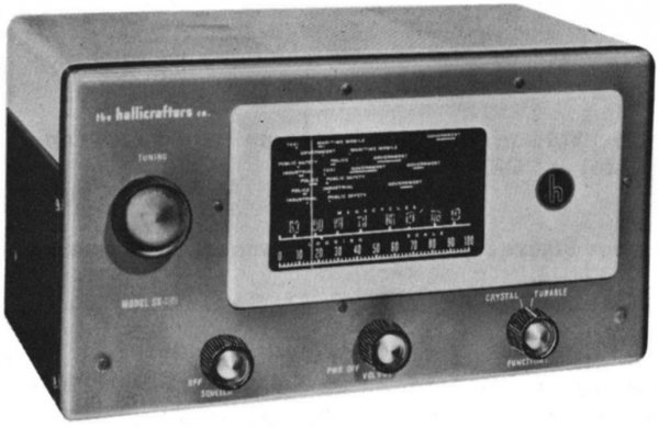 Hallicrafters SX-104