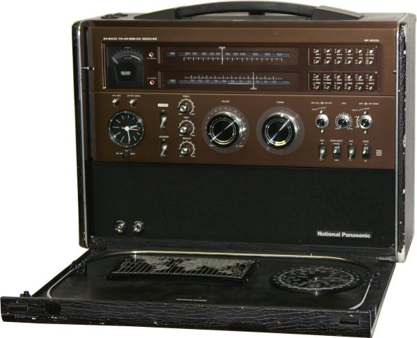 National Panasonic RF-8000