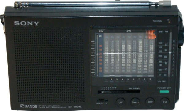 Sony ICF-7601L
