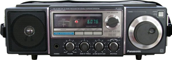 National Panasonic DR-31 / RF-3100