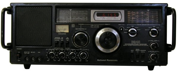 National Panasonic DR-48 / RF-4800