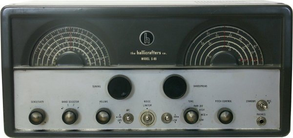 Hallicrafters S-85