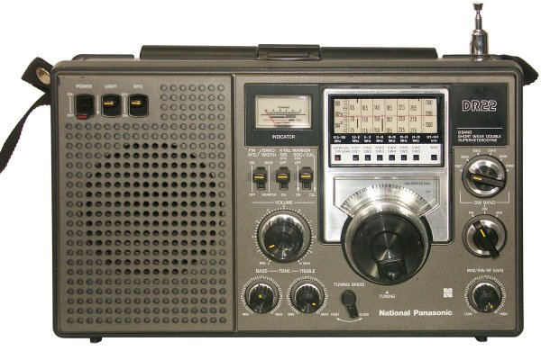 National Panasonic DR-22 / RF-2200LB