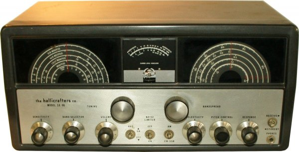 Hallicrafters SX-96