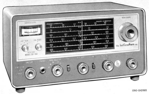 Hallicrafters SX-140
